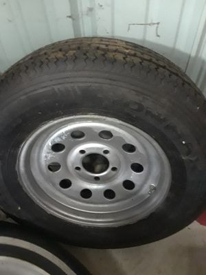 Trailer tire 15 inch for Sale in Westminster, MD