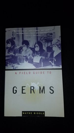 Book - A Field Guide To Germs for Sale in Umatilla, FL