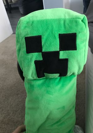 Creeper plushie for Sale in Portland, OR