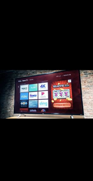"""TCL 40 """" inch Ultra 4K for Sale in Silver Spring, PA"""
