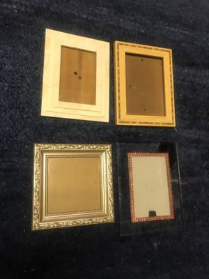 4 picture frames - your choice $5.00 each for Sale in Sunnyvale, CA