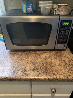 Stainless steel Microwave - best offer for Sale in Pittsburgh, PA