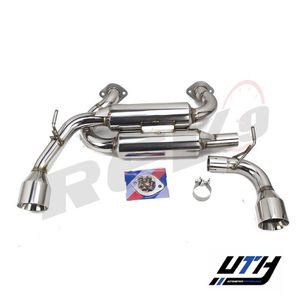 Rev9 FlowMaxx AxleBack Exhaust Q60 Q60s Red Sport 3.0T Turbo 17-20 for Sale in El Monte, CA