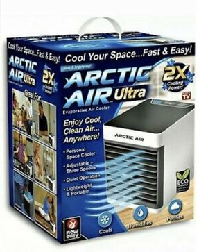 $11 Arctic Ultra Seen On TV | Evaporative Portable Air Conditioner | Personal Space Cooler | #1 Best Seller in Portable Air Conditioner | $36 @Walmart for Sale in El Paso, TX