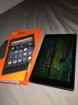Amazon fire HD 8 tablet for Sale in Hudson, FL