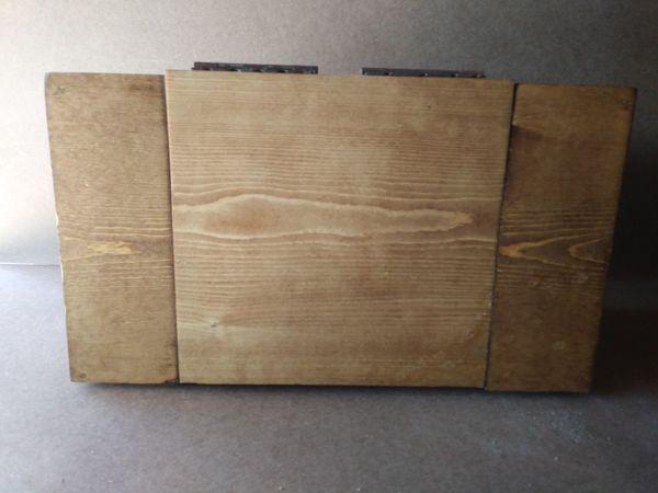 Rustic Wooden Box