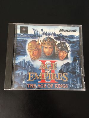 Age of Empires 2 & 3 PC game Strategy games for Sale in Brier, WA