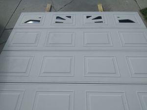 8 x7 Garage Door W/Windows for Sale in Littleton, CO