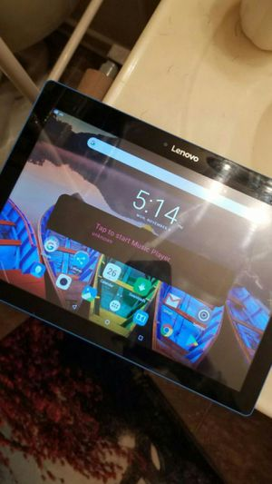 Lenovo Tablet for Sale in Newport News, VA