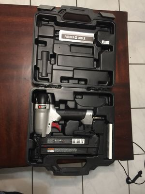 New Porter Cable 18 Ga nail gun for Sale in Hialeah, FL