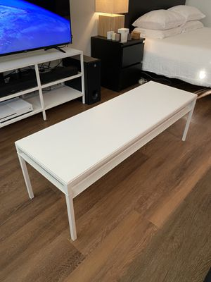 Modern Coffee Table with Reversible Top for Sale in Seattle, WA