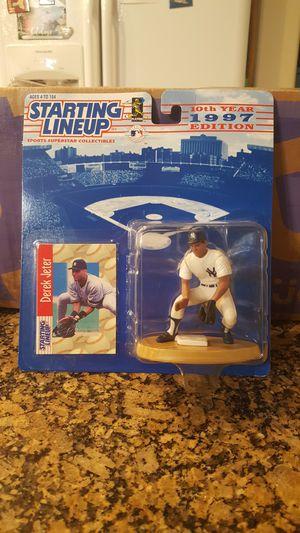 1997 starting lineup Derek Jeter for Sale in Tucson, AZ