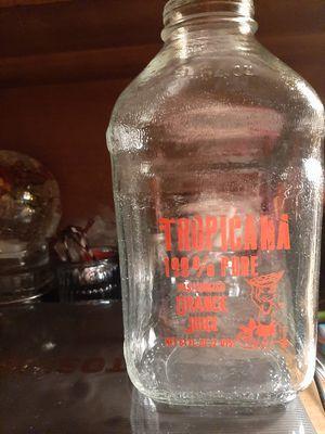 Vintage Tropicana juice jar for Sale in Hartford, CT