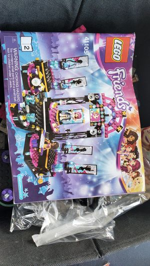 Lego friends pop star show stage 41105 for Sale in Swanton, OH