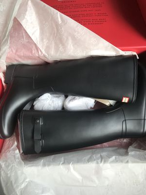 Hunter Rain boots for Sale in Lacey, WA