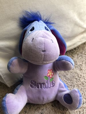 Eeyore plush from Winnie the Pooh for Sale in MD, US