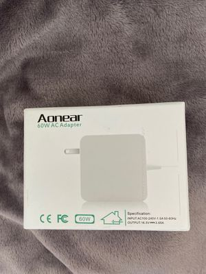 60W AC Adapter for Macbook for Sale in Costa Mesa, CA