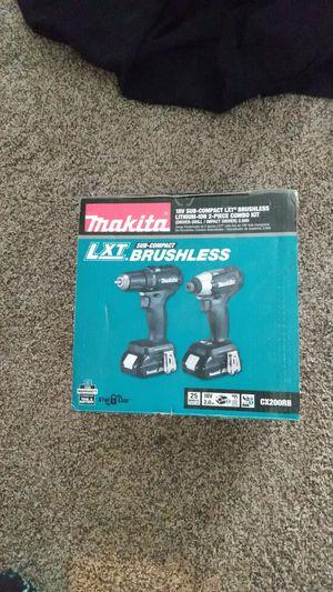 Makita combo drill set Impact/Drill for Sale in Antioch, CA