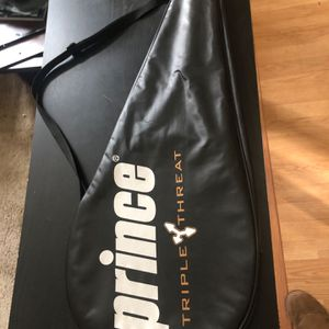 Prince triple threat tennis racket for Sale in Roseville, CA