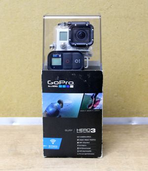 GoPro Hero 3 Black Edition With WiFi Remote NEW CHDSX-301 for Sale in Lauderhill, FL