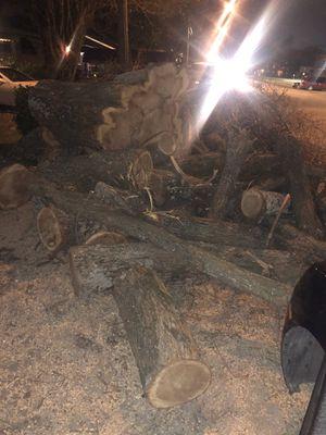 Free oak wood for Sale in Chesapeake, VA