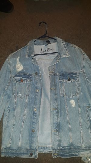 Jean jacket for Sale in San Diego, CA