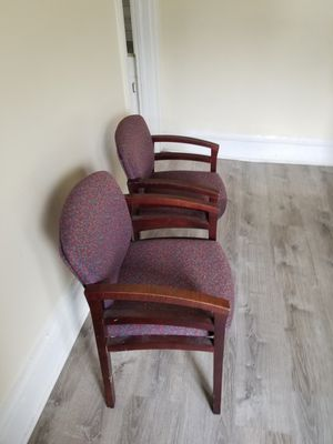 2 beautiful chairs for Sale in Chicago, IL