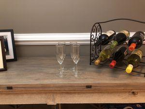 Champagne Flutes for Sale in Reston, VA