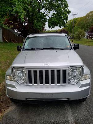 2008 Jeep Liberty 126k.miles for Sale in Brockton, MA
