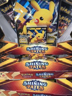 Pokémon Shining Fates And More for Sale in San Leandro,  CA