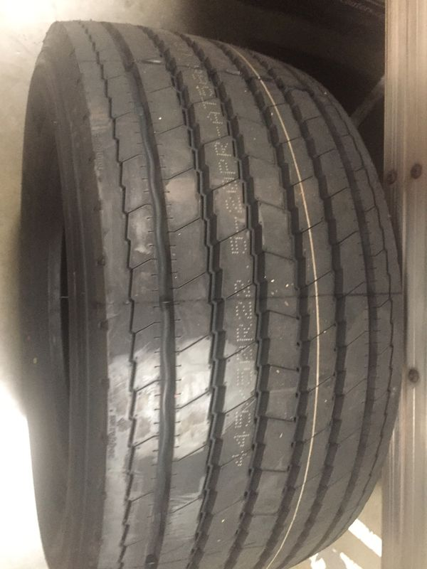 Commercial Truck Tire 445/50R22.5 Westlake Trailer Super Single