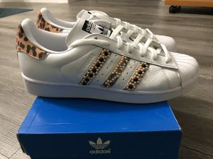 Adidas Superstar Women's Custom for Sale in Canal Winchester, OH