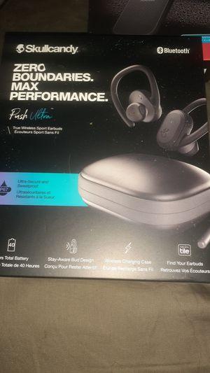 Skullcandy Push Ultra true wireless for Sale in St. Petersburg, FL