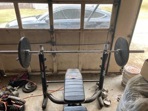 Weight bench for Sale in Decatur, GA