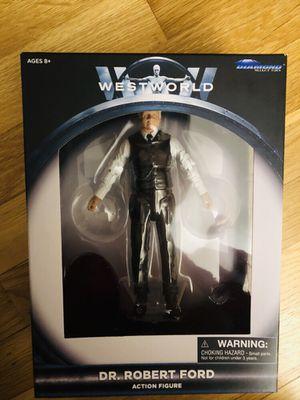 Westworld : Man in Black Action Figure, Diamond Selection for Sale in Des Plaines, IL