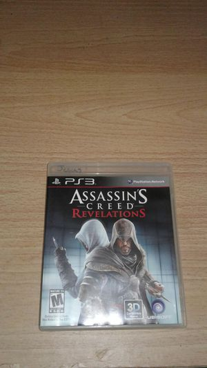 ASSASSINS CREED REVELATIONS for $10 for Sale in Fairfax, VA