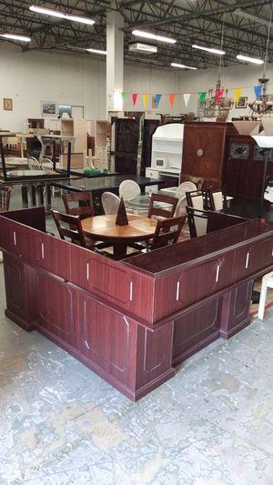 Secretary Desk/ Customer Service Desk/ Entrance Desk for Sale in Plantation, FL