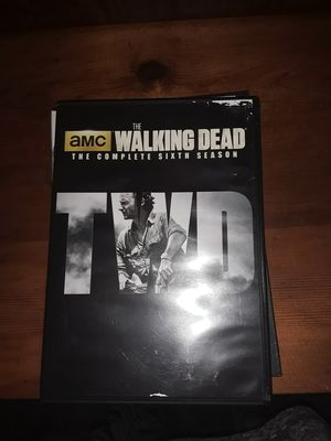 Walking dead season 6 and one flew over the nest for Sale in Augusta, KS