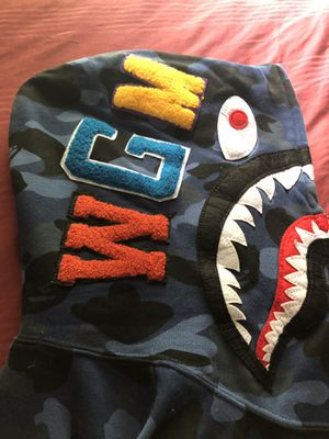 Bape Hoodie for Sale in Melrose, MA