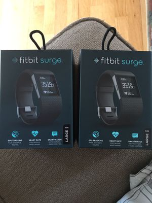 Fitbit Surge and Garmin Forerunner for Sale in Portsmouth, VA