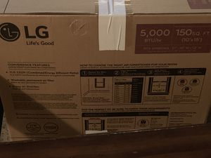 LG Room Air Conditioner for Sale in College Park, GA