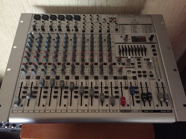 Eurorack Mixing Console