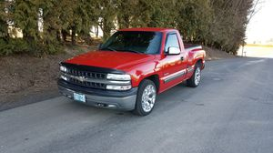 2001 chevy silverado stepside short wide box c10 for Sale in Wood Village, OR