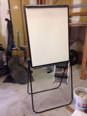 White board stand up for Sale in Caledonia, MI