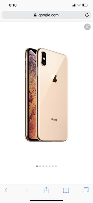 4 iPhones XS Max verzion factory unlocked for sale for Sale for sale  New York, NY
