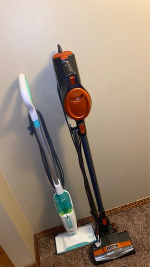 Shark steam mop and vacuum for Sale in West Linn, OR