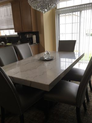 Marble table for Sale in Raleigh, NC