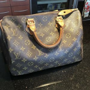 LOUIS VUITTON SPEEDY 30 vintage purse bag for Sale in Fort Worth, TX