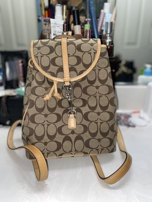 Coach Classic small Backpack for Sale in Las Vegas, NV