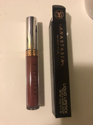 Anastasia Beverly Hills Liquid Lip color for Sale in Long Beach, CA